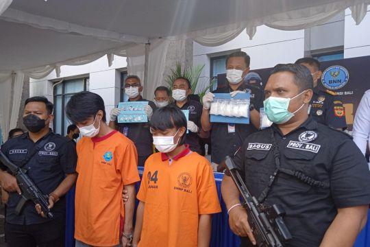 BNNP Bali ungkap peredaran 1 kg sabu oleh mahasiswa asal Lampung