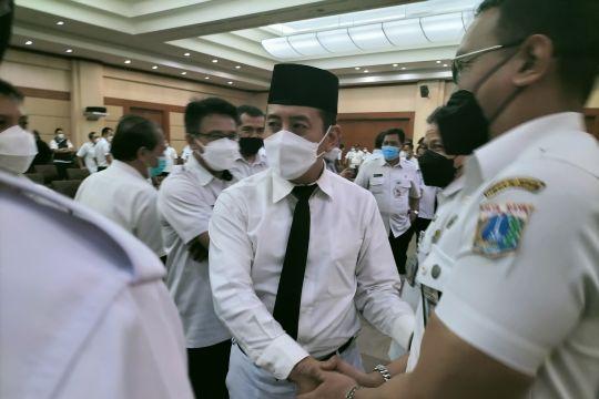 Wali Kota Jakbar minta jajarannya bekerja maksimal