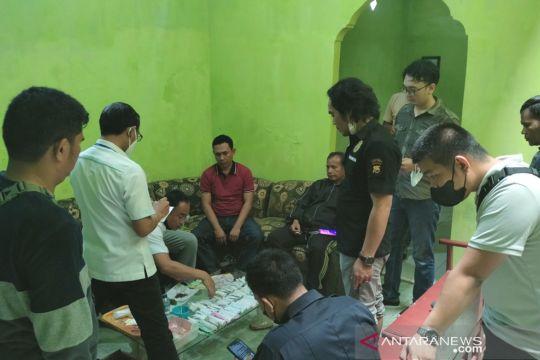 Polres Rejang Lebong tangkap mantan anggota Polri edarkan ganja