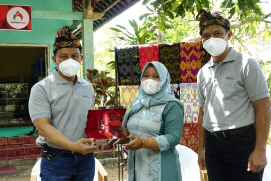 Telkom dukung UMKM Lombok naik kelas dengan digitalisasi
