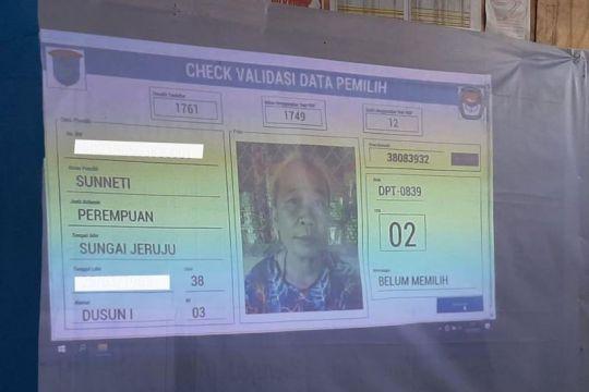 Dua kakak beradik berinovasi gunakan sistem barcode pada Pilkades OKI