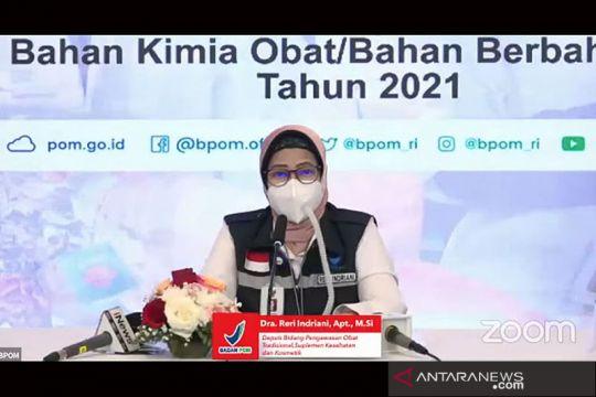 BPOM musnahkan obat tradisional berbahaya senilai Rp21,5 miliar