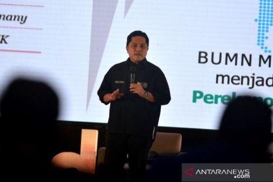 Seknas Jokowi apresiasi kinerja Erick Thohir