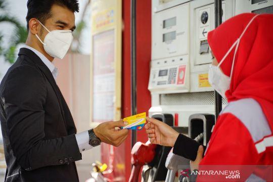 Shell dan Mastercard kerja sama untuk transaksi pembayaran nontunai