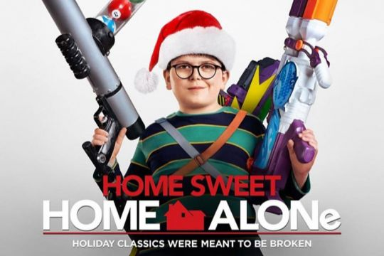 "Disney+ rilis trailer film ""Home Sweet Home Alone"""