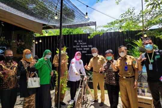 Anggota DPD RI dukung Kampung Literasi Air Terbit Panti Pasaman