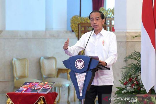 Jokowi: Indonesia harus berani tidak ekspor bahan mentah minerba