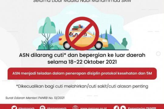 Kemarin, larangan cuti ASN sampai Megawati pengarah BRIN