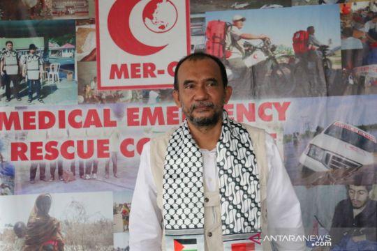 MER-C hargai bantuan Denmark untuk Palestina