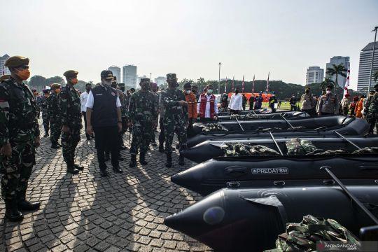 Pangdam Jaya ingatkan warga tidak andalkan petugas saat hadapi banjir