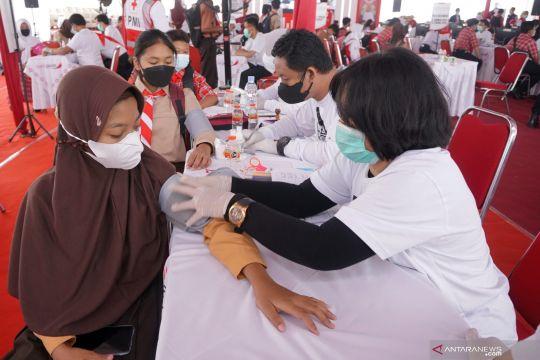 Vaksinasi remaja dipercepat dukung PTM terbatas