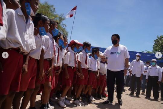 Erick Thohir berharap CSR BUMN berdampak positif bagi Desa Komodo