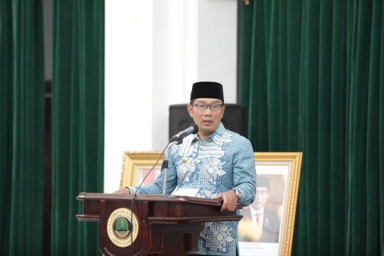Gubernur: Atlet Jabar pulang naik bus untuk berikan kejutan keluarga