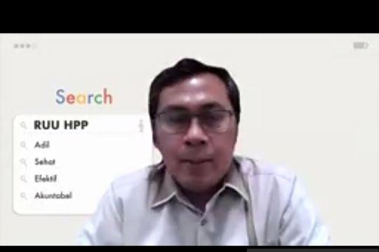 Stafsus Menkeu: UU HPP mengakomodir perpajakan di era digital