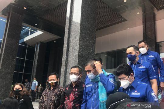 Partai Demokrat bantu Kemenkumham hadapi uji materiil AD/ART di MA