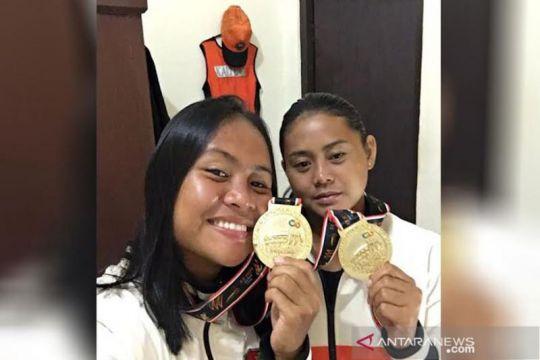 Dua atlet dayung raih emas PON meski tanpa dukungan KONI Mura