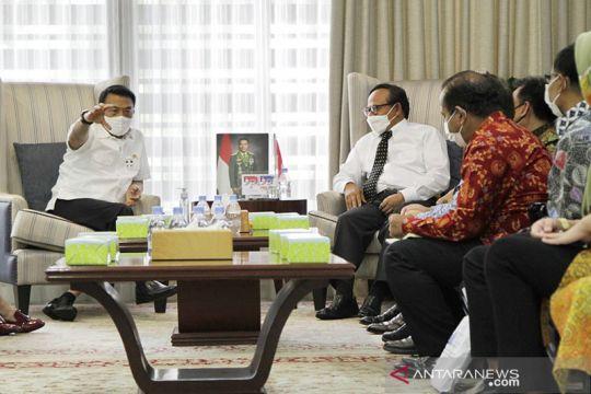 Moeldoko: UIII perlu didorong untuk diplomasi Islam Indonesia