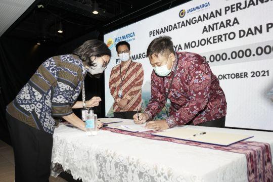 Jasamarga Surabaya-Mojokerto peroleh kredit Rp3,8 triliun