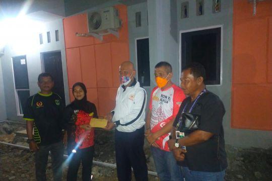 Gubernur Sumbar berikan bonus spontan kepada peraih medali PON Papua