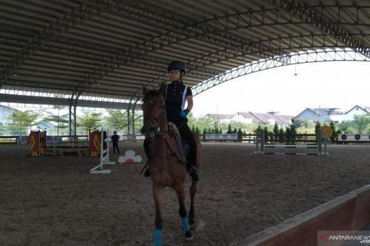 Equinara terapkan kuota latihan berkuda