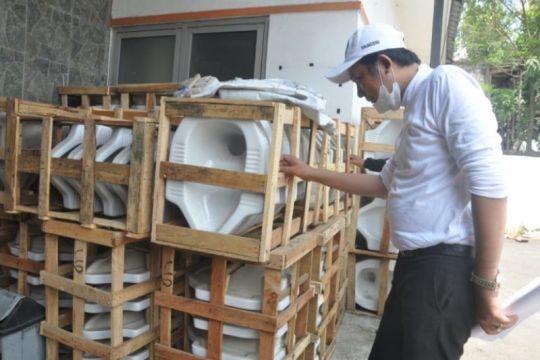 35 ribu jamban gratis dibangun di Jateng kurangi BAB sembarangan