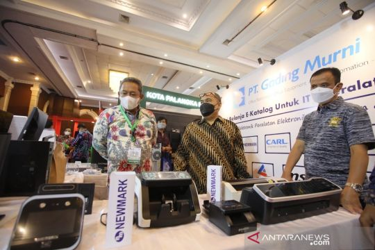 Wakil Wali Kota Bandung ajak para pemimpin kota diskusikan smart city