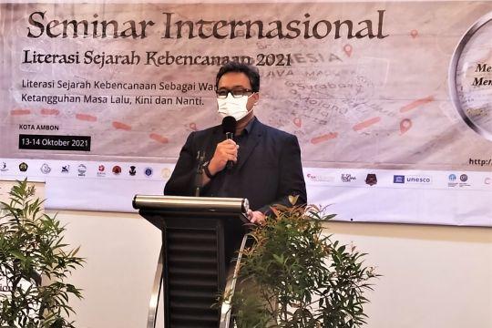Gubernur minta BNPB bantu literasi bencana di Maluku