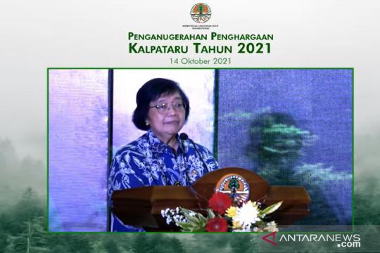 """Menteri LHK: Capai """"net sink"""" perlu konsistensi kerja di sektor FOLU"""