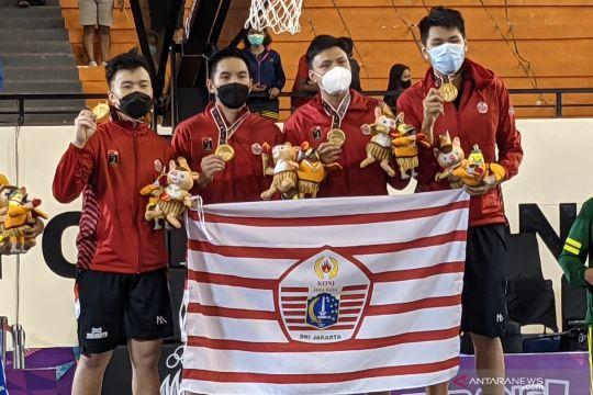Bola basket 3x3 putra DKI Jakarta rengkuh medali emas