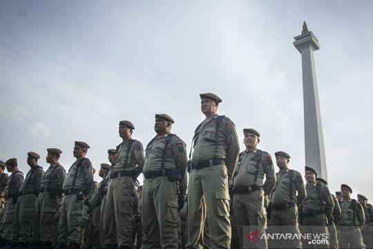 Satpol PP Jakarta dianjurkan beli dagangan UMKM setiap Jumat