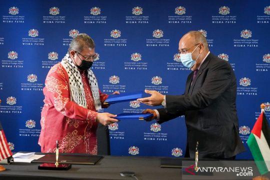 Malaysia sumbang klinik di Palestina RM 5 Juta