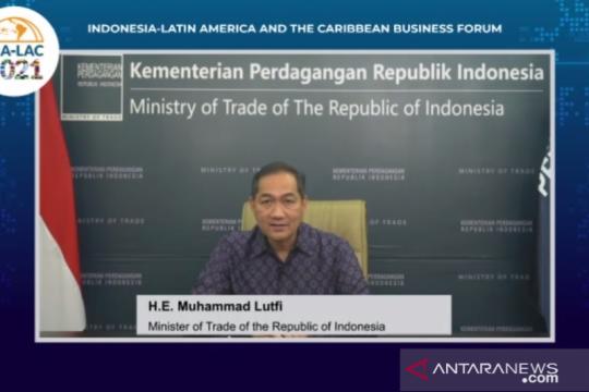 Indonesia ajak negara Amerika Latin, Karibia tingkatkan perdagangan