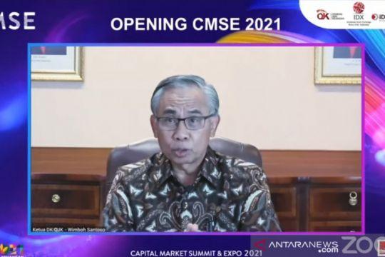 OJK: Tren restrukturisasi kredit perbankan terus melandai