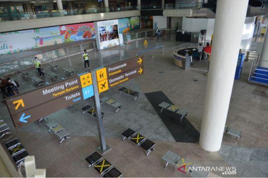 Bandara Ngurah Rai dibuka untuk penerbangan internasional per hari ini