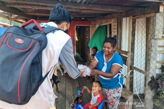 BNPB distribusikan lebih dari 2 juta masker jelang penutupan PON Papua