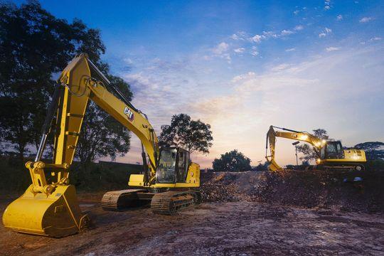 "Trakindo rilis ""excavator"" baru sambut pemulihan ekonomi"