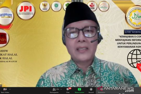 "IHW: ""e-commerce"" wajib sajikan informasi halal pada layanan produk"