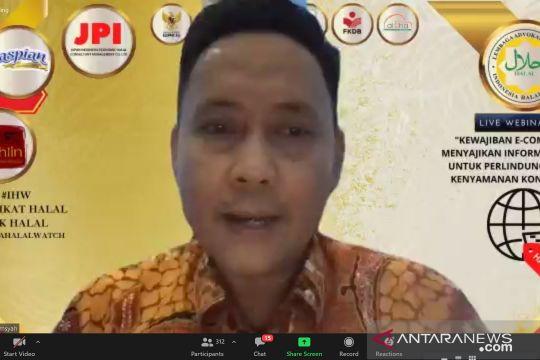 BPKN sebut Indonesia duduki peringkat satu pasar konsumen halal dunia