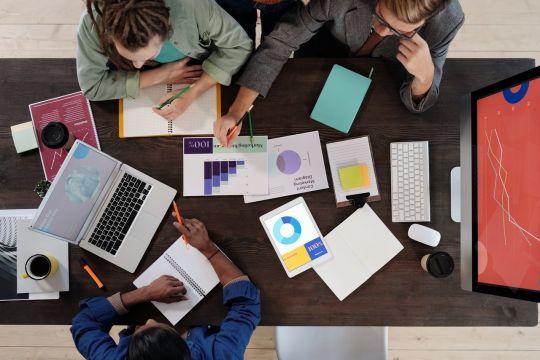 Pentingnya inovasi digital dalam sebuah usaha