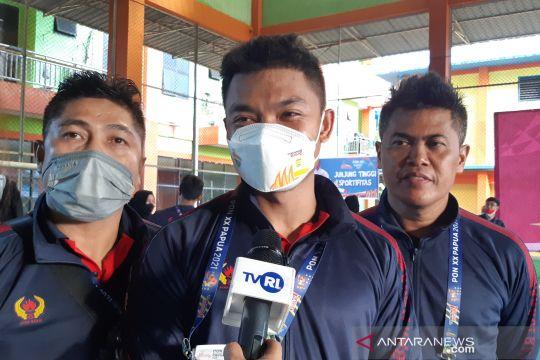 Jawa Barat juara umum karate PON Papua, Sandy dua emas