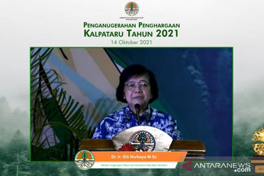 Menteri LHK: Terobosan tingkat tapak penting untuk capai target emisi