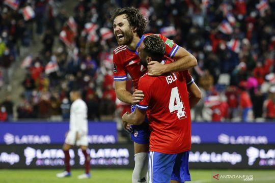 Chile tekuk Venezuela dengan tiga gol tanpa balas