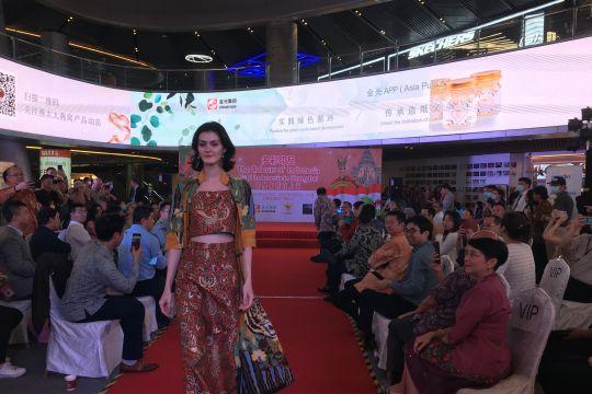 "KJRI Shanghai gelar ""The Colours of Indonesia"""