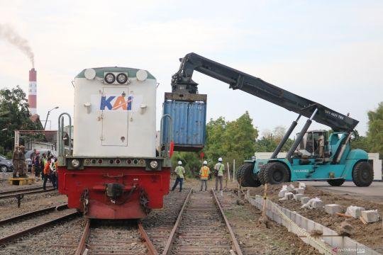 PT KAI buka rute KA Barang dari Gresik ke Jakarta