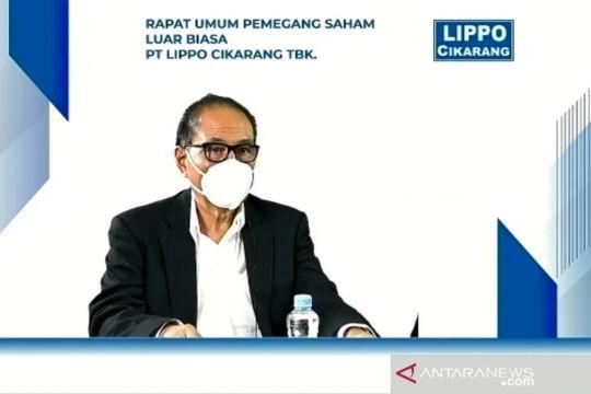 RUPSLB Lippo Cikarang ubah direksi perusahaan
