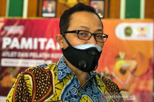Sepekan terakhir kasus harian COVID-19 Yogyakarta di bawah lima