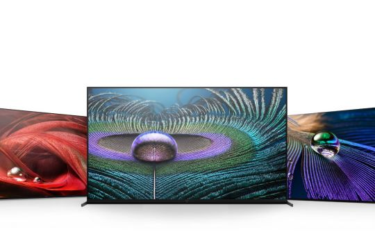 Sony hadirkan empat varian baru TV Bravia XR
