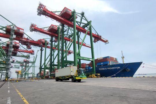BPS: Kinerja ekspor Jatim September 2021 meningkat 0,17 persen