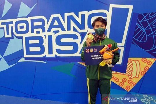 Sabet 3 emas, prestasi pelajar SMPN 40 Surabaya di PON jadi inspirasi