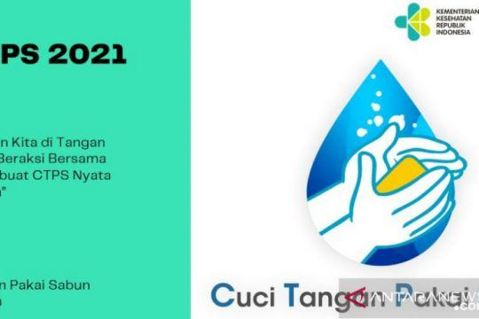 Menguatkan kesadaran pentingnya cuci tangan pakai sabun